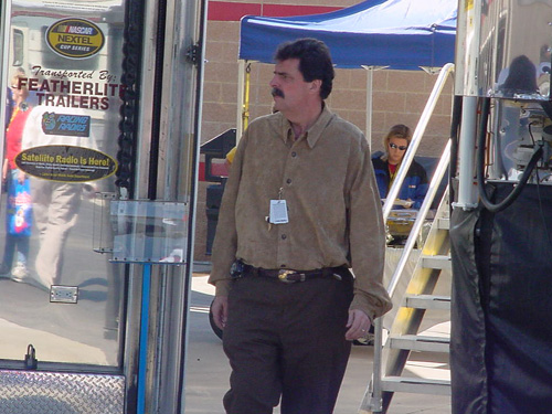The first of 432 times we saw Mike Helton...